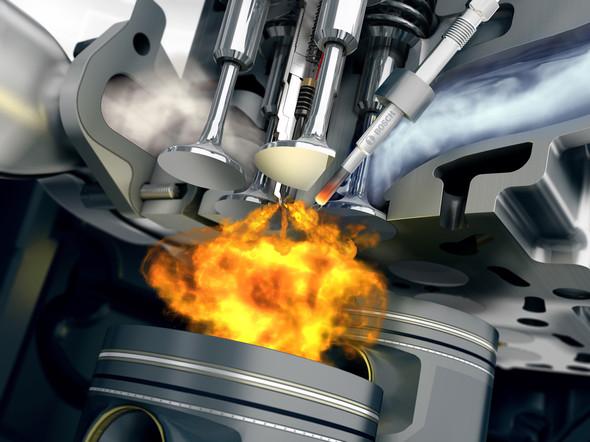 Vídeo del funcionamiento de un motor diésel