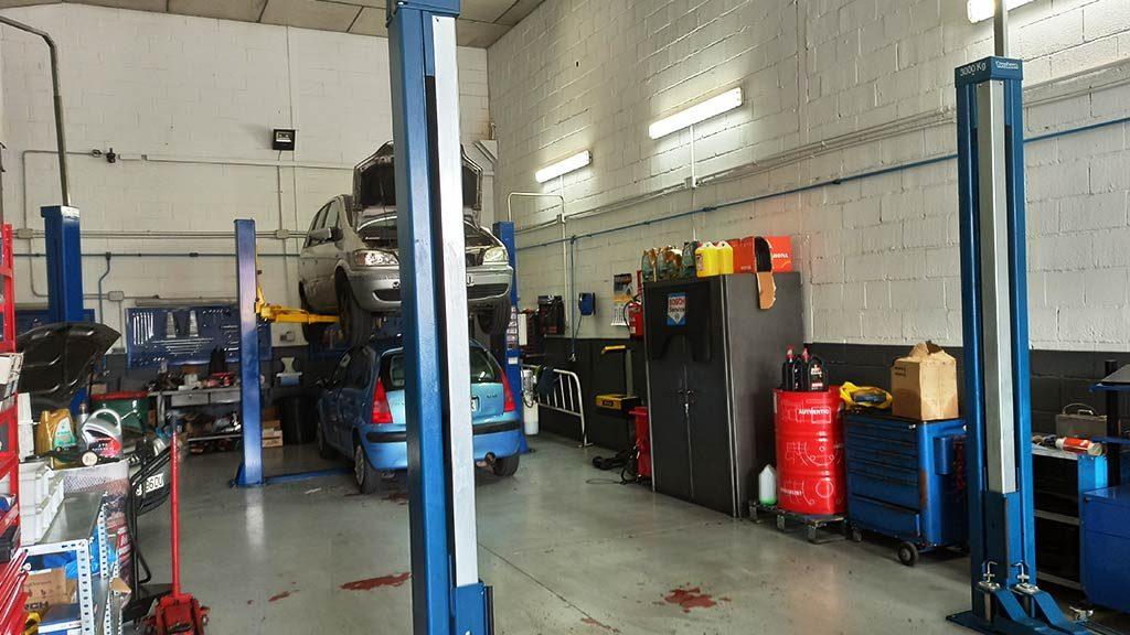 taller autodiesel valle