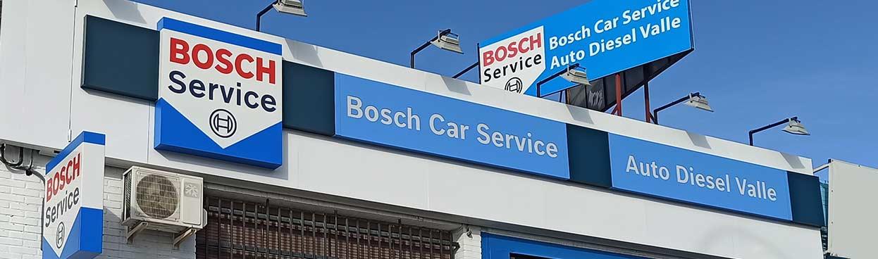 bosch car service sevilla
