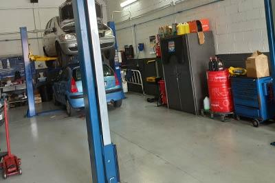 taller diesel sevilla