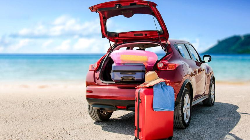 5 elementos revisar coche verano